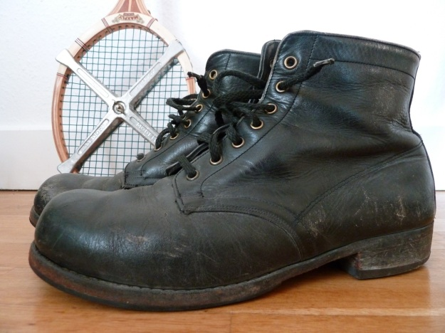baltes boots / stiefel from around 1961