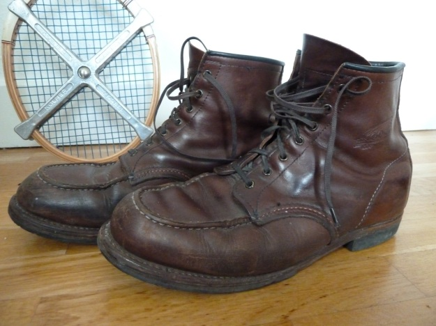Red Wing 1908  moc toe full view