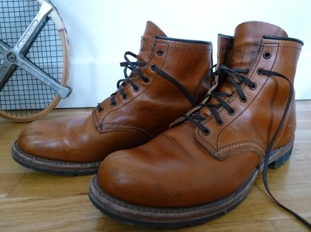Red Wing Boots 9013 Charles Beckmann full view