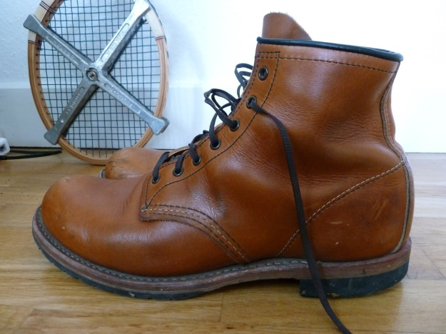 Red Wing Boots 9013 Charles Beckmann side view