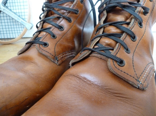 Red Wing Boots 9013 Charles Beckmann full topview