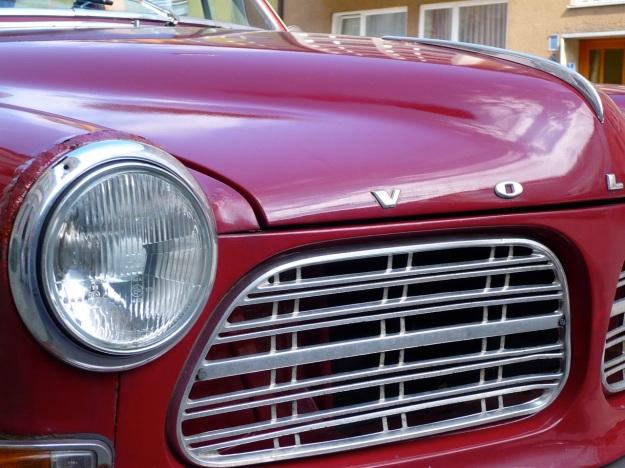 Volvo Amazon 121 Front