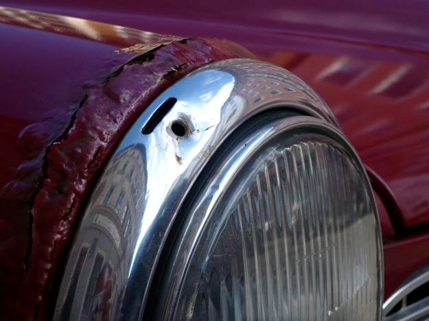 Volvo Amazon 121 lights