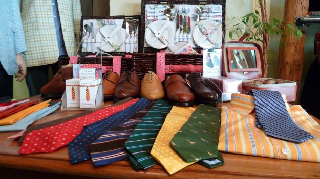 Seil Marschall Neckties and Shoes