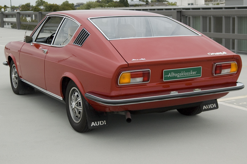 Audi 100 S Coup 233 Be Cause Style Travel Collecting