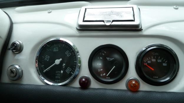 Steyr Puch 650 T amatur tacho