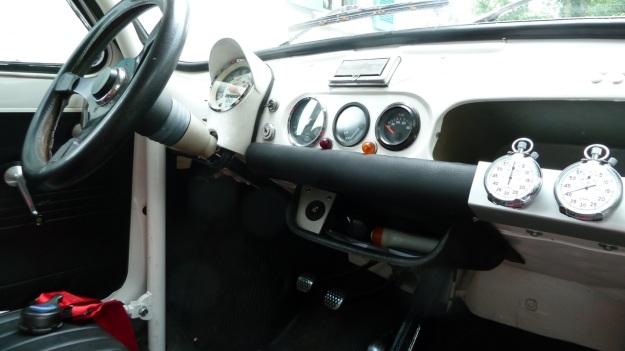 Steyr Puch 650 T amatur und stoppuhren