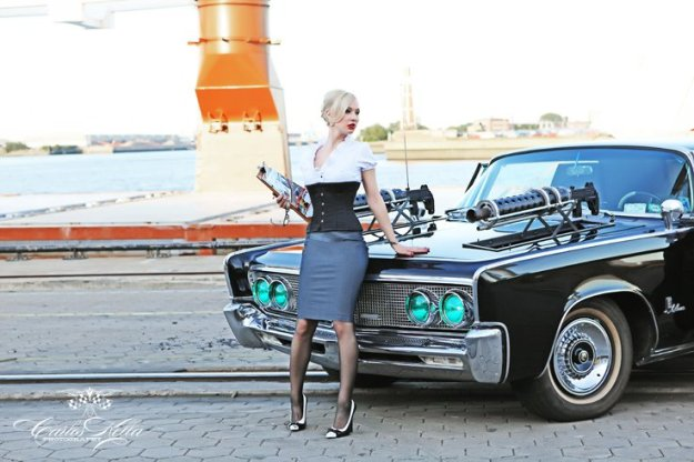 carlos kella photography - muscle cars and girls