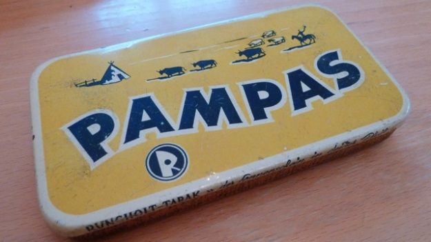 old cigar box pampas runsholt