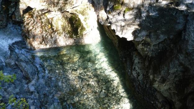 Sibratzsgfäll Schönenbach subersach riverbed