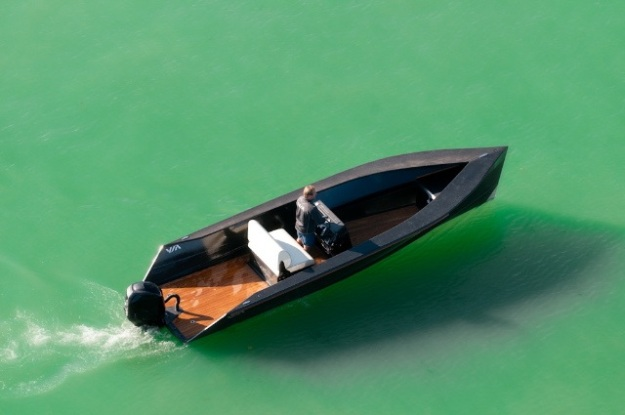 SAY-POWER Yacht, small Tender by Sven Akermann