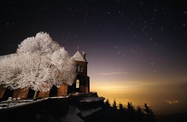 stephane vetter - Mont Saint Odile - Alsace - France