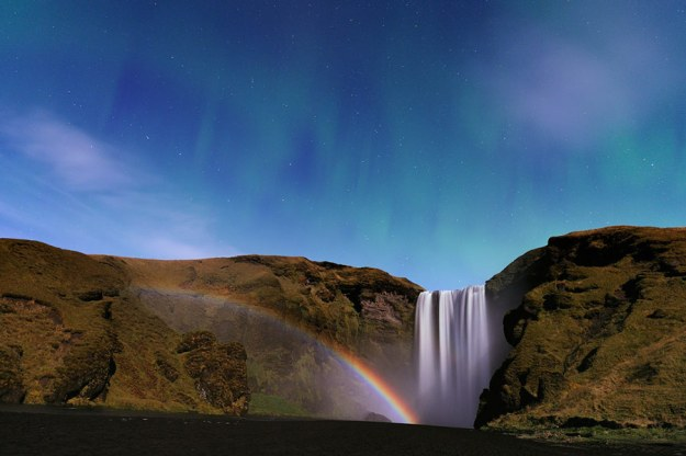 stephane vetter - moonbow iceland