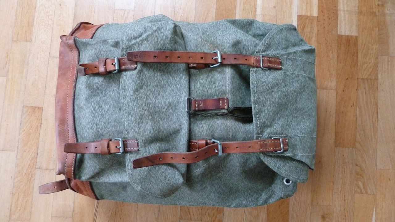 Matchless theme, vintage army backpacks seems