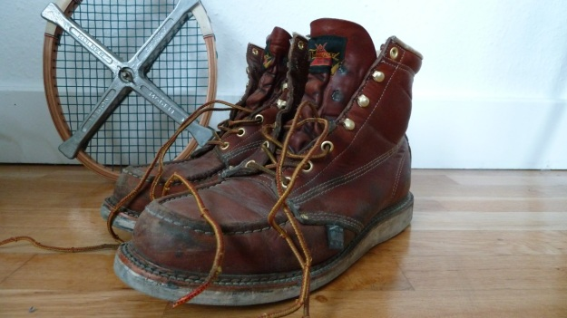 thorogood moc toe boots 3 month rapidly vintaged full view