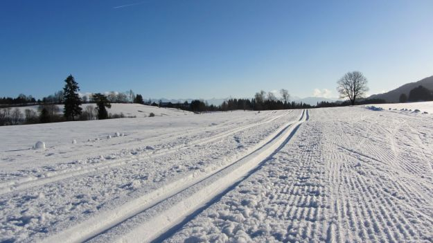 cross country skiing allgaeu hagspiel