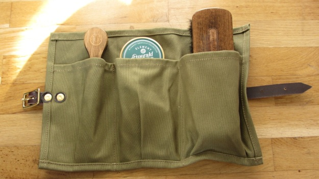 Element emerald collection giveaway shoecare set inside look