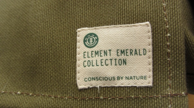 Element emerald collection giveaway shoecare set logo