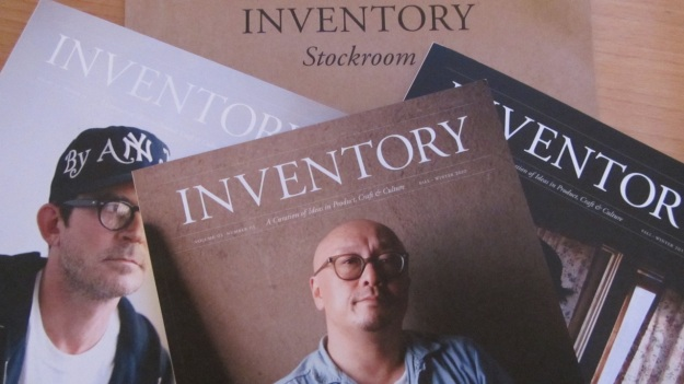 Inventory Magazine - Inventory Stockroom  Samples from Ryan Willms