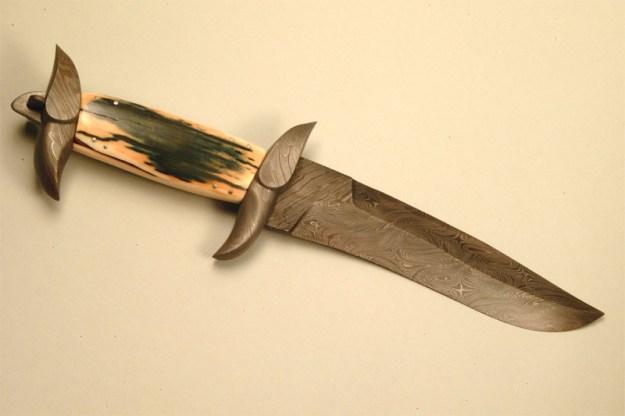 Robert Kaufmann cuttingart fighter knife