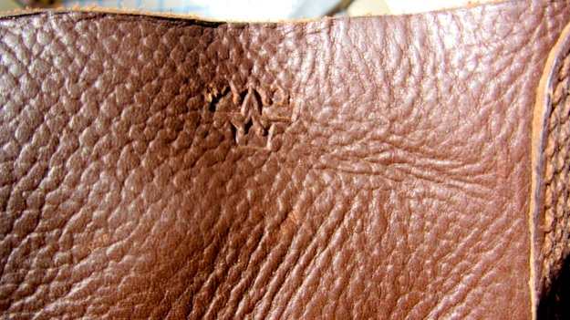 vintage swedish boots from 1946 brown three crowns leather mark