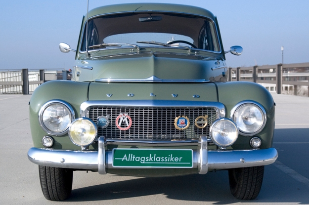 volvo pv544 buckelvolvo for sale front view