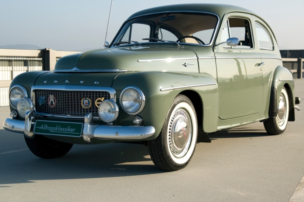 volvo pv544 buckelvolvo for sale side right view