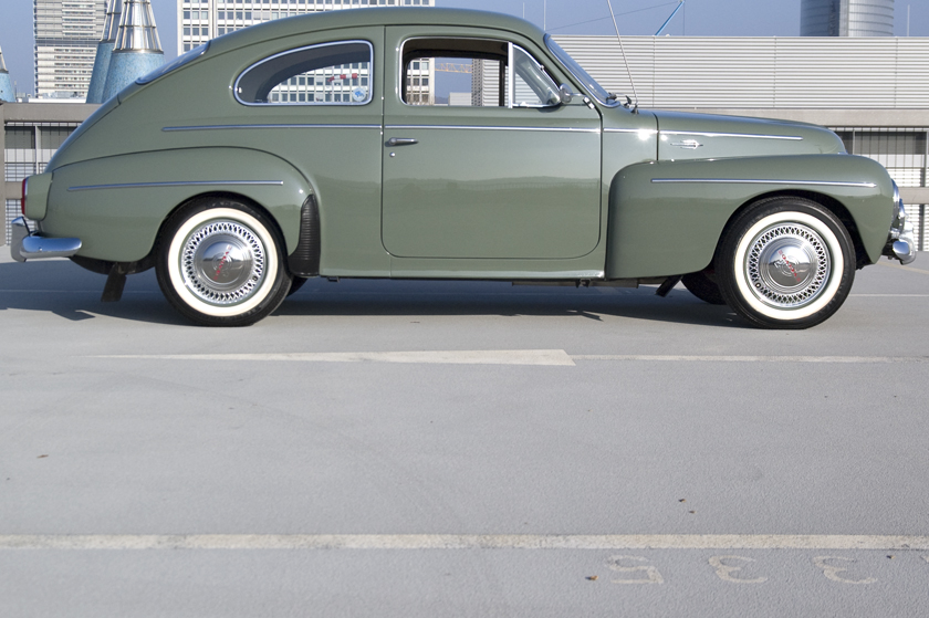 A perfect PV544 Buckelvolvo for sale | be-cause – style ...