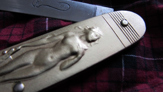 nude pocket knife from gasoline alley munich