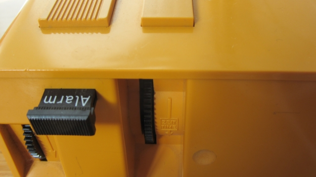 alarm clocks - 5 more minutes ! remington sperry alarm trigger