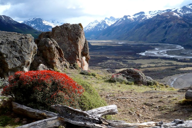 beautiful argentina - panorama El Chaltén