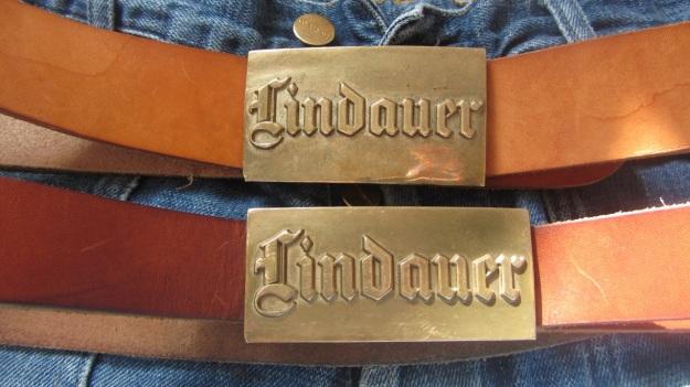 Feinschmuck Lindauer Belt - Gürtel aged mine vs marias