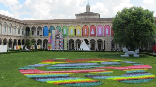 salone 2012 milano university