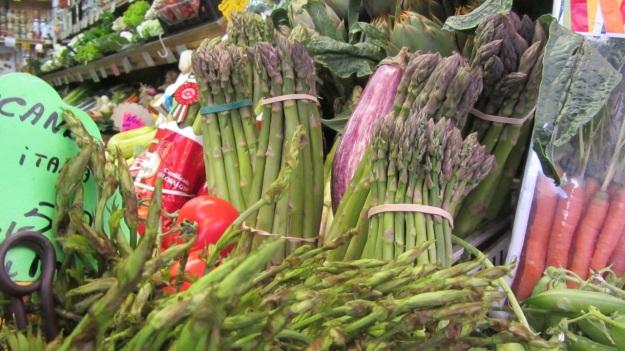 salone 2012 milano - asparagus