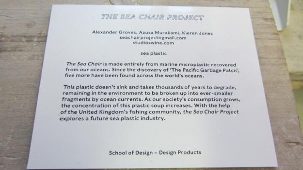 salone 2012 milano sea chair project
