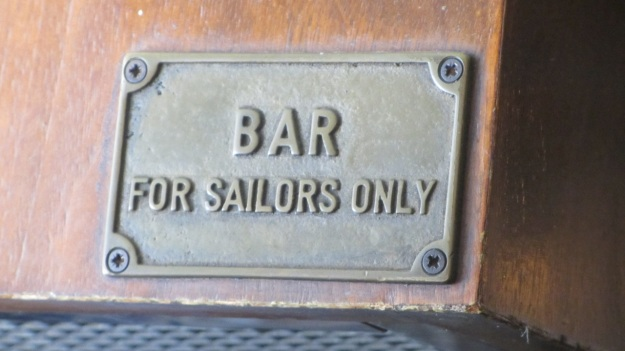 salone 2012 milano - bar for sailors only
