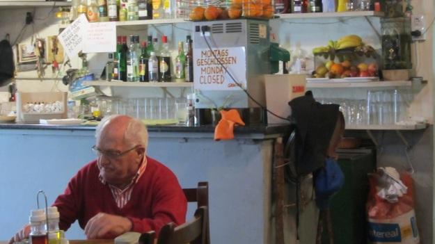 es verger restaurant alaró mallorca grandpa