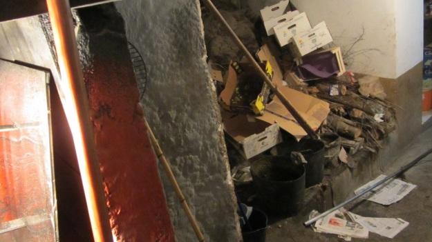 es verger restaurant alaró mallorca wood for the oven