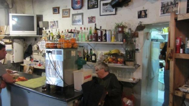 es verger restaurant alaró mallorca the bar