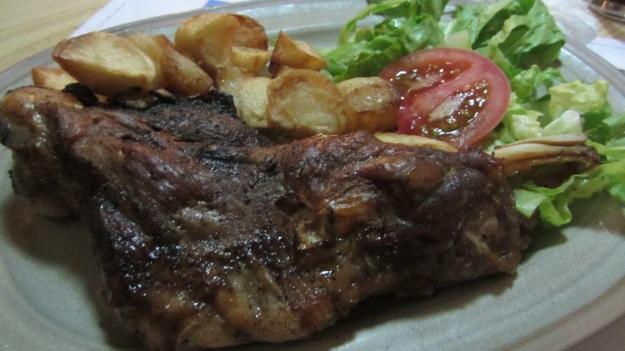 es verger restaurant alaró mallorca lambleg on the plate