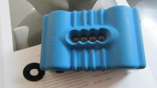 Lomo Super Sampler blue