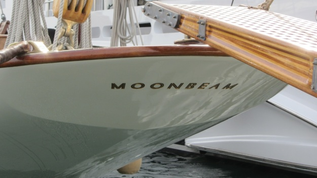 Moonbeam IV Yacht