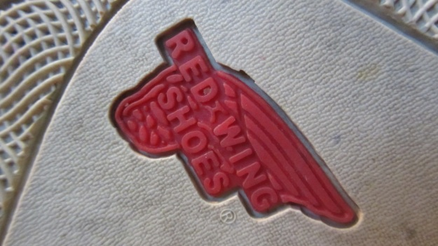 Red Wing Shoes Oxford 3112 – red wing shoes logo on the sole