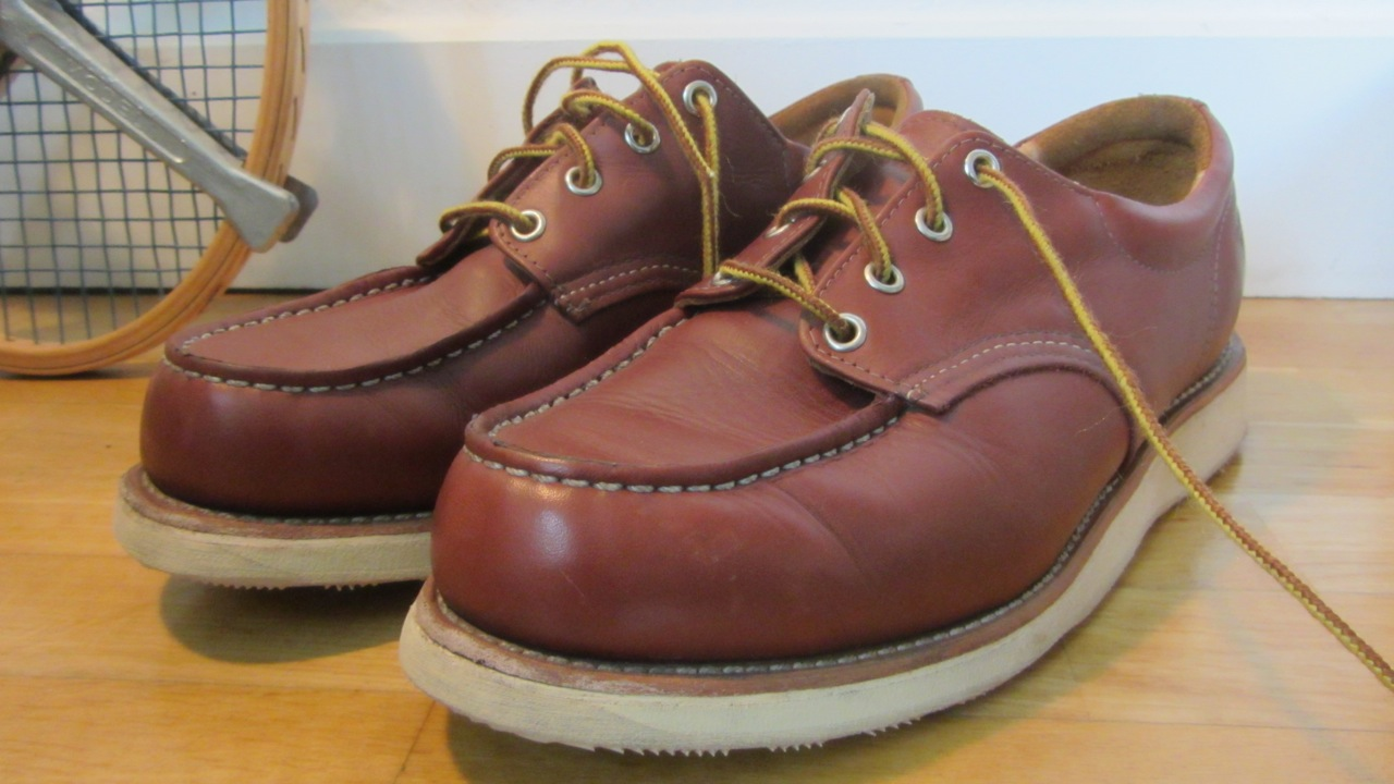 Red Wing Heritage Footwear Style No. 8057 Oxford   Boots