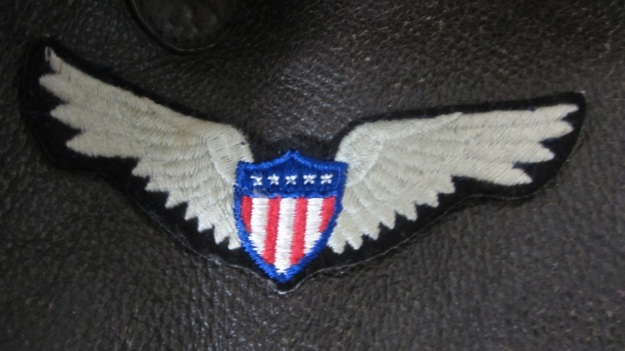 Aeroleather B-3 jacket – US Air Force badge
