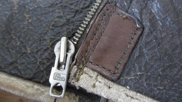 Aeroleather B-3 jacket – prym zipper original