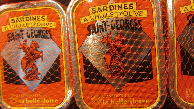 food packaging design france sardines