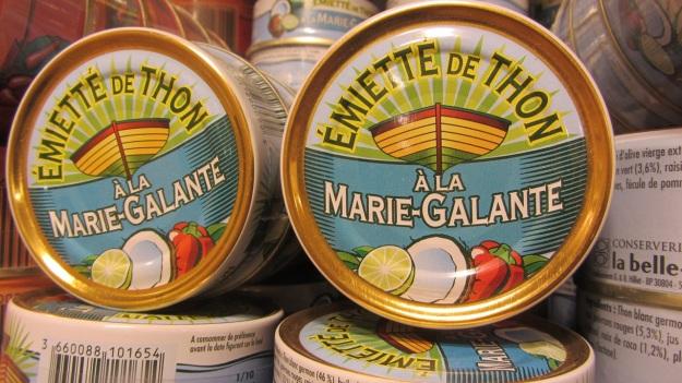 food packaging design france sardines
