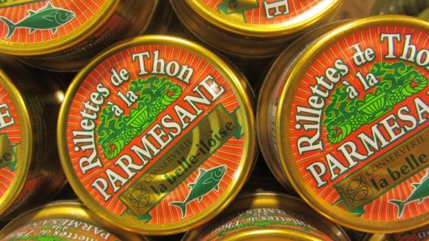 food packaging design france more sardines