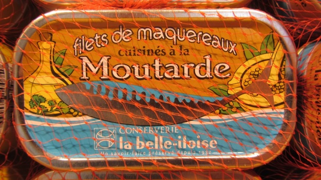 food packaging design france even more sardines